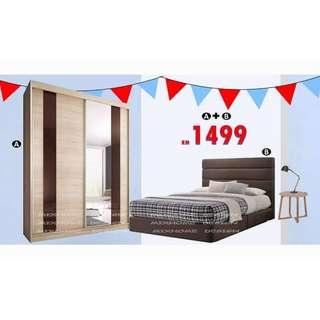 AWESOME SALE BEDROOM SET PACKAGE