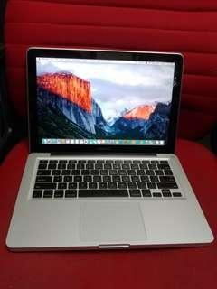 MacBook Pro 160GB SSD DVD internal camera all apps ready for study