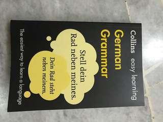 German Grammar (Collins)