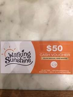 🚚 $50 Cash Voucher for Hair perming or Colouring