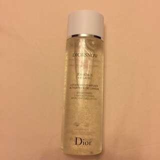 Diorsnow essence of light lotion