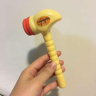 🚚 蛋黃哥 玩具錘子