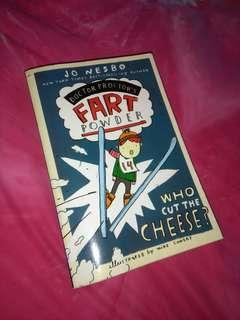 Who Cut The Cheese? Doctor Proctor's Fart Powder (by Jo Nesbo