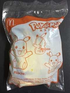 Pikachu Happy Meal Pokemon