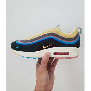 sports shoes 470df eb12d Nike x Sean Wotherspoon Air Max 1 97 (3-laced set)