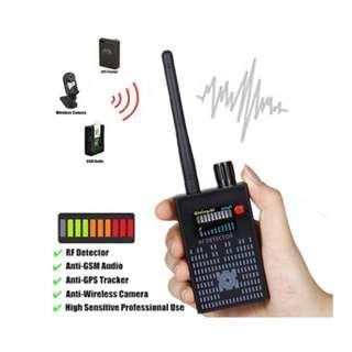 Detector for spy gadget model C