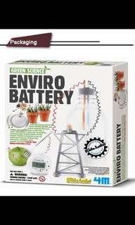 🚚 DIY Enviro Battery Kit