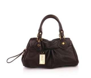 Authentic Marc By Marc Jacobs Classic Q Baby Groove Dark Brown