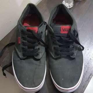 VANS ATWOOD skater shoes black
