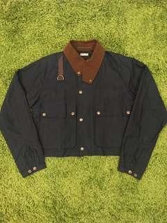 Kolor beacon crop jacket 短身外套