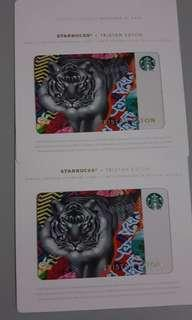 starbucks card limited edition no load u.s canada