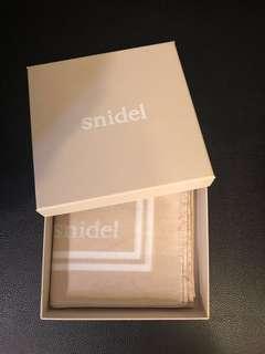 Snidel handkerchief 手帕 絲巾