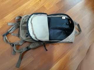 water bag back pack