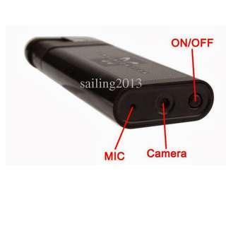 Lighter SPy Camera 720P