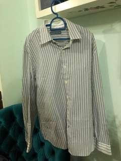 Dockers Collection stripes shirt