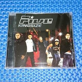 🆒 Five - Kingsize [2001] Audio CD