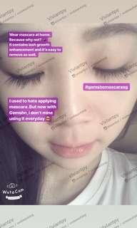 Authentic Gemsho 2 in 1 mascara enhancement