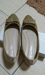 Apricot Flat shoes