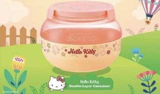 BN sealed 7-11 Sanrio Hello Kitty container
