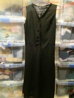 長身裙 black dress