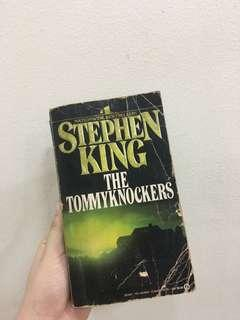 The Tommyknockers book by Stephen King