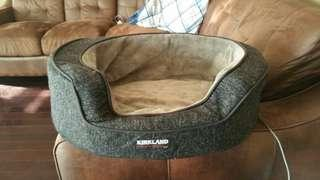Dog bed. used