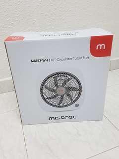 "Mistral 10"" Circular Table Fan"