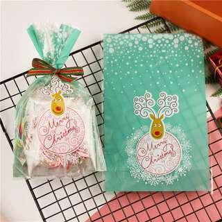 聖誕禮物包裝袋(30個)