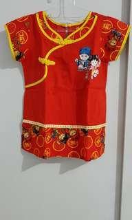 Dress ciongsam