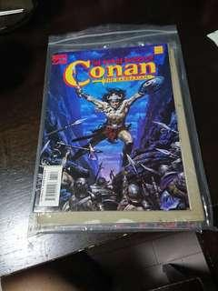 The Savage Sword of Conan #232 1995