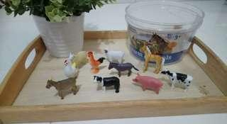 [FreeMail] Learning Resources Farm Animal (10pcs in a Set) $10