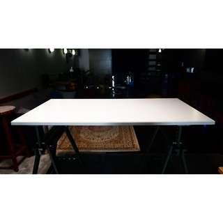 IKEA KLIMPEN White Table Desk Top
