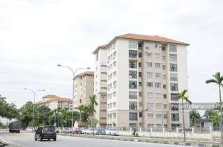 Apartment Block H Puchong Permata 3