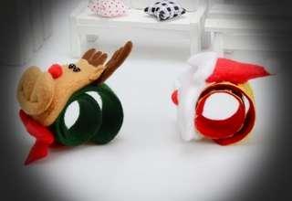 Christmas Wristband