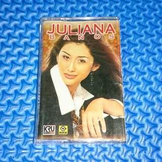 🆒 Juliana Banos - Juliana Banos [1999] Cassette Melayu