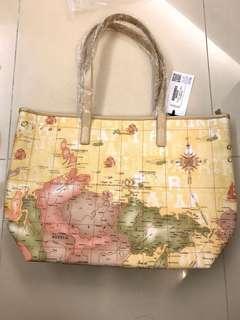 Paprika 地圖袋(日本製)