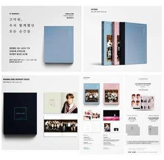 [LOOSE ITEM] Wanna One - Photo Essay Volume 2