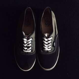 Original Black Vans Shoes
