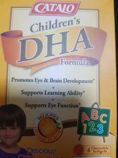 Catalo children's DHA  supplement