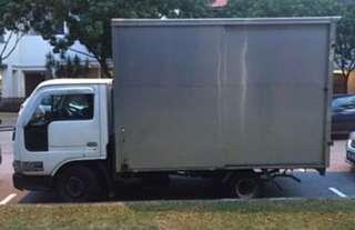 Driver Needed For 14ft Lorry
