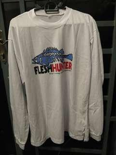 Flesh Hunter LS t-shirt