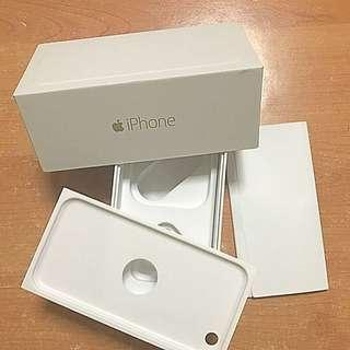 IPhone 6 Box Only also 7+ box