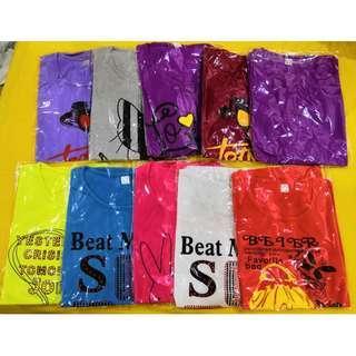 Ladies T-Shirt (Price for 2pcs)