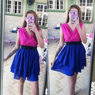 S to M Branded Dress