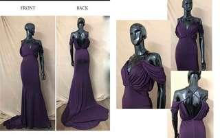 Violet Long for gown RENT