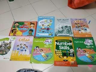 Primary textbook