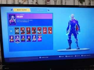 Fortnite account for growtopia dls