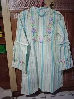Baju Muslim Katun