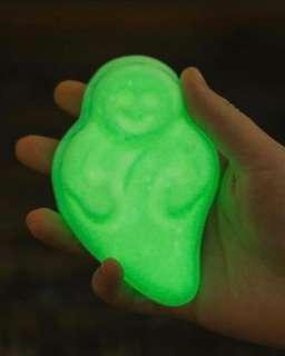 LIMITED EDITION Halloween Lush Ghost In The Dark Hand and Body Soap Glow in The Dark