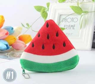 [PO] Fruit coin pouch